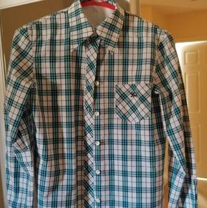 Burberry Bottom Down Shirt